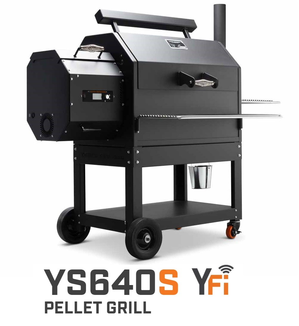 Yoder Smokers YS640s Pellet Grill Review